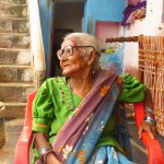 An eighty-nine year old widow
