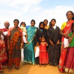 Widows from many different villages had the opportunity to meet at the first self-help group